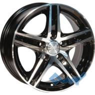 Zorat Wheels 610 5.5x13 4x98 ET25 DIA58.6 BP