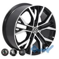 Zorat Wheels BK713 7x16 5x112 ET45 DIA57.1 BP