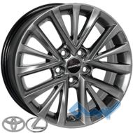 Zorat Wheels BK5159 7x17 5x114.3 ET45 DIA60.1 HB