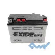 Exide 6N12A-2D 12Ah 100A 6V L азия Обсл.