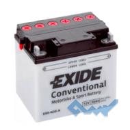Exide E60-N30-A 30Ah 300A 12V L азия Обсл.