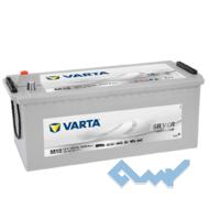 VARTA SILVER ProMotive (M18) 180Ah 1000A 12V (223x223x513)