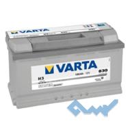 VARTA (H3) SILVER dynamic 100Ah 830A 12V R (175x190x353)