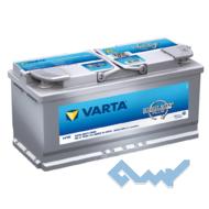 VARTA (H15) START STOP PLUS 105Ah 950A 12V R (175x190x394)