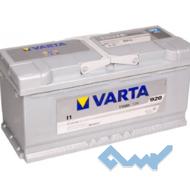 VARTA (I1) SILVER dynamic 110Ah 920A 12V R (175x190x393)