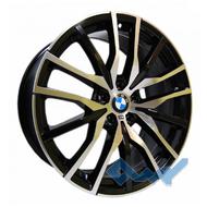 Replica BMW CT1567 10x20 5x120 ET40 DIA74.1 BMF