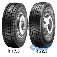 Apollo ENDURACE RD (ведущая) 245/70 R17.5 143/141J PR16
