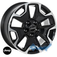 Zorat Wheels 9080 8x17 5x127 ET35 DIA71.6 BP