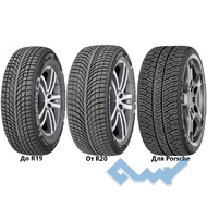 Michelin Latitude Alpin LA2 255/50 R19 107V XL ZP *