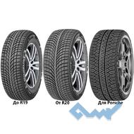 Michelin Latitude Alpin LA2 255/55 R18 109V XL N0