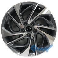 Replica Hyundai-HY122 7.5x18 5x114.3 ET51 DIA67.1 GMF